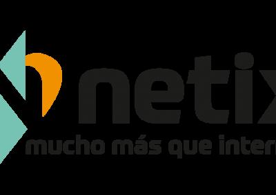 Rediseño de Identidad Corporativa Netix